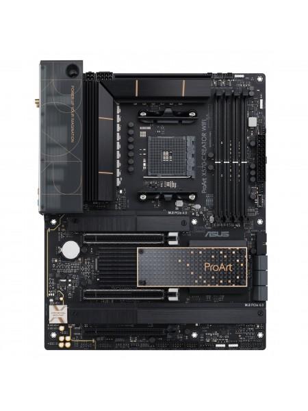 Материнська плата ASUS PROAR_X570-CREATOR_WIFI sAM4 X570 4xDDR4 PCIe 4.0 HDMI-Thunderbolt Wi-Fi!!!BT