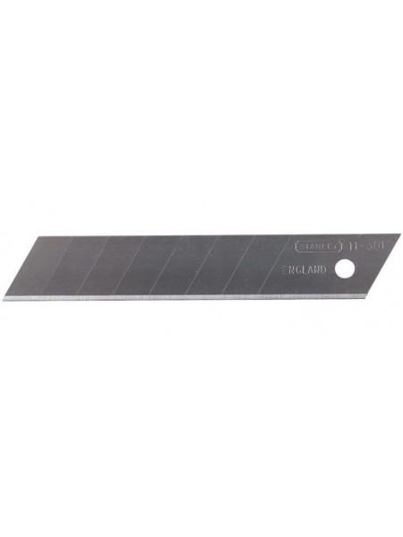 Лезо Stanley, для ножа, 18мм, сегментами, що відламуються, 10шт.
