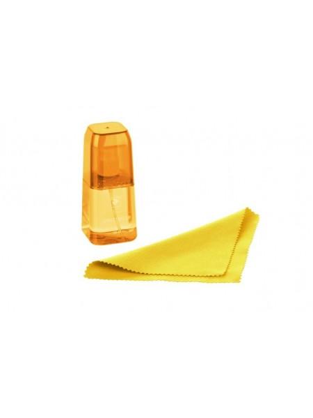 Набір для чищення 2E LUX CLEAN 100ml Liquid для LED / LCD + серветка, Yellow (2E-SKTR100LYW)