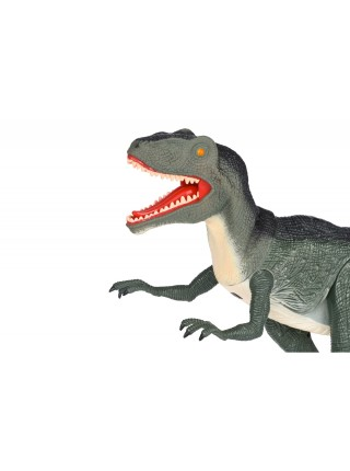 Динозавр Same Toy Dinosaur Planet Велоцираптор зелений (світло, звук) без п/к RS6128Ut