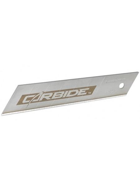 """Лезо Stanley змінне, """"Carbide"""", 25мм, 5шт."""