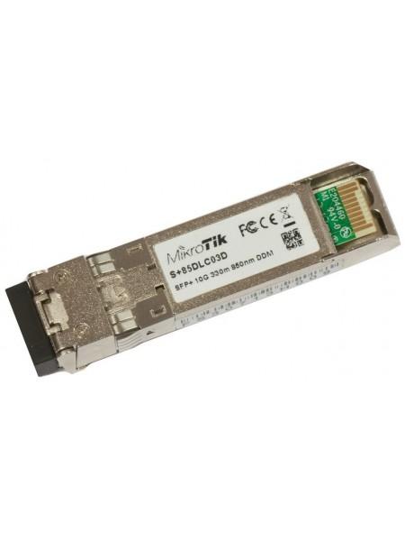 SFP+Трансівер MikroTik S+85DLC03D