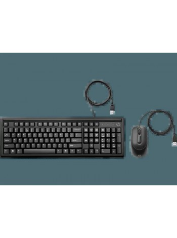 HP Keyboard and Mouse 160