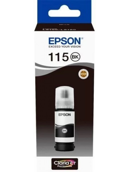 Контейнер з чорнилом Epson L8160/L8180 black pigm