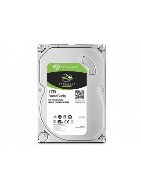 "Жорсткий диск Seagate 3.5"" SATA 3.0 1TB 7200 64MB BarraСuda (ST1000DM010)"