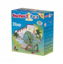 fischerTIP Набор для творчества TIP Dino Box S