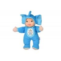 Лялька Baby's First Sing and Learn Співай та Навчайся(блакитне слоненятко)