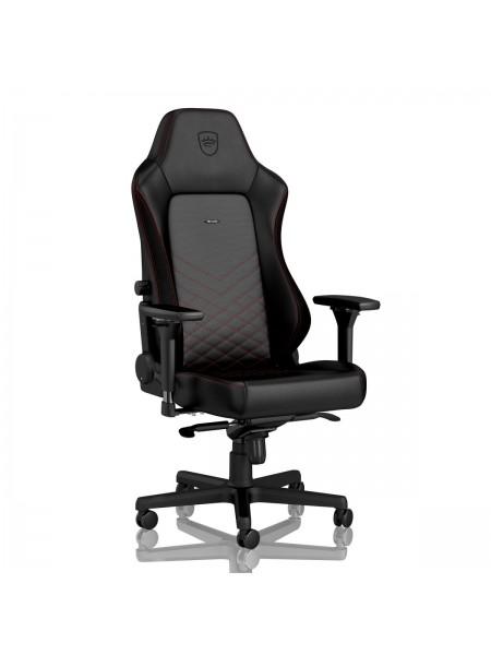 Крісло геймерське Noblechairs HERO Black/Red (NBL-HRO-PU-BRD)