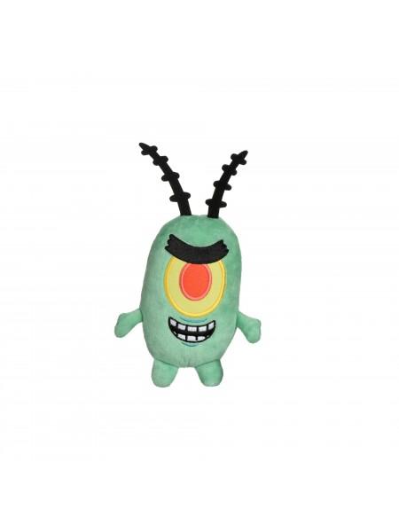 М'яка ігрaшка SpongeBob Mini Plush Plankton