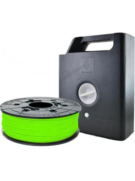Котушка з ниткою 1.75мм/0.6кг PLA(NFC) XYZprinting Filament для Junior, miniMaker, Nano, неоново-зел