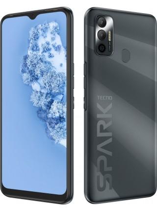 Смартфон TECNO Spark 7 Go (KF6m) 2/32Gb NFC Dual SIM Magnet Black