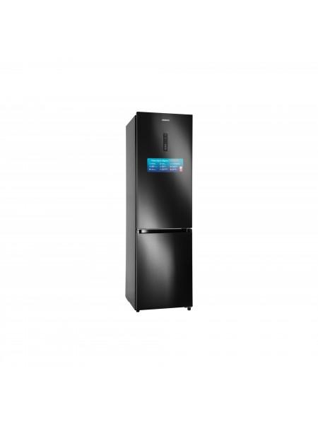 Холодильник з нижн. мороз. кам. ARDESTO DNF-M378BI200, 201.8см, 2 дв., Холод.відд. - 256л, Мороз. ві