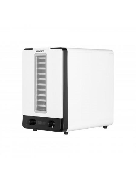 Сушка для продуктів Ardesto FDB-1138 - 550Вт/ 10+1 піддонів вис. 3см/рег. темп./ біла