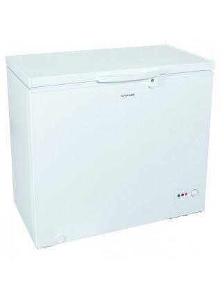 Морозильна скриня SNAIGE FH20SM-TM000F1, Висота - 85см, 198л, A+, ST, Механічне керування, Білий