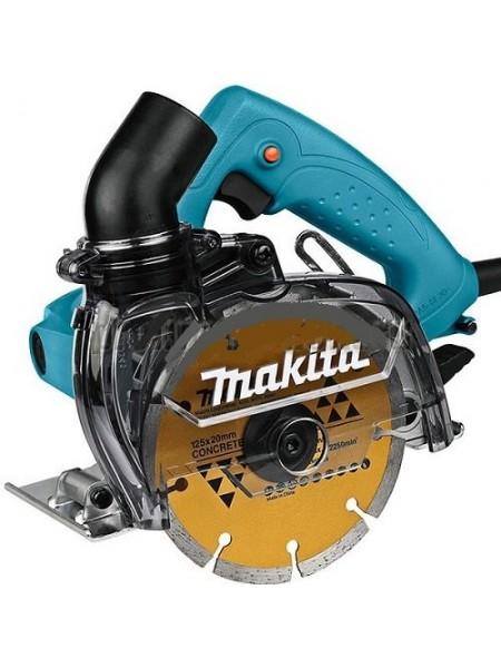 Пила дискова Makita 4100KB, 1400Вт, 125мм