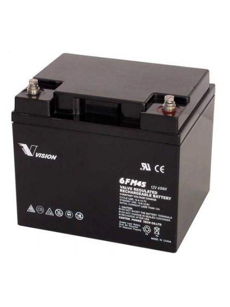 Акумуляторна батарея Vision FM 12V 45Ah