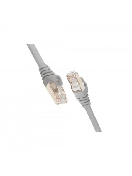 Патч-корд 2E Cat 6,UTP,RJ45, 26AWG ,7/0.16 Cu, 1.00 m, PVC,Grey