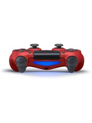Геймпад бездротовий PlayStation Dualshock v2 Magma Red (9894353)