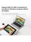 Huion Графический планшет Huion Kamvas 12 GS1161, Cosmo Black