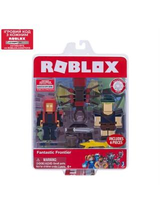 Набір Jazwares Roblox Game Packs Fantastic Frontier