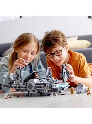Конструктор LEGO Star Wars Сокіл Тисячоліття 75257