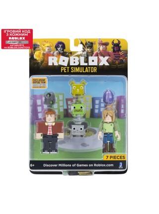 Набір Jazwares Roblox Game Packs Pet Simulator W4