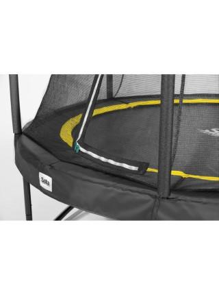 Батут Salta Comfort Edition круглий 213 см Black (5072A)
