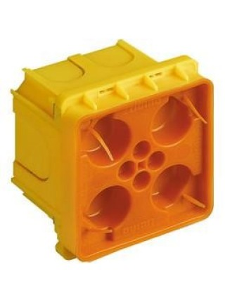Bticino Axolute Eteris коробка для бетонних стін, 2 модуля