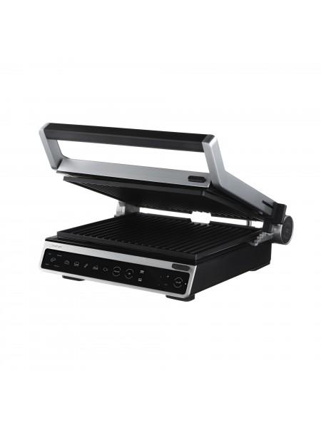 Гриль Ardesto GK-STC20 - 2000Вт/ сенсорне керування./регулювання ступ. прожарки/знімні пластини/ кол