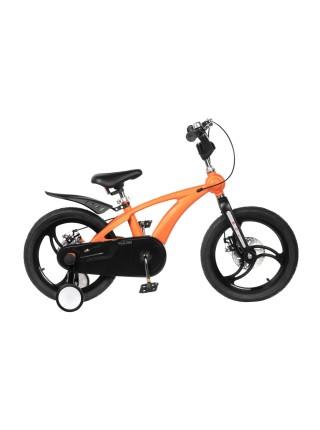 Дитячий велосипед Miqilong YD Помаранчевий 16` MQL-YD16-Orange