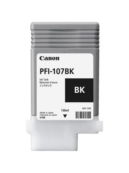 Картридж Canon PFI-107 Black (130 ml) (6705B001AA)