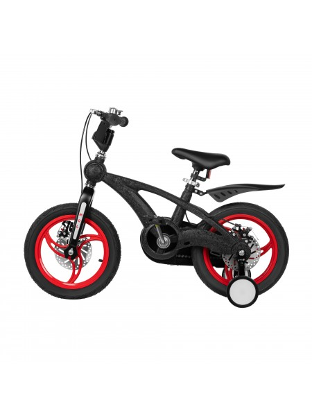 Дитячий велосипед Miqilong YD Чорний 14` MQL-YD14-black