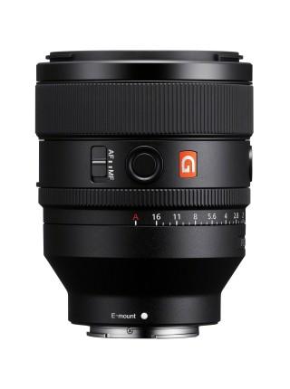 Об'єктив Sony 50mm f/1.2 GM для NEX FF