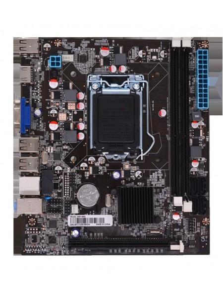 Материнська плата AFOX IH61-MA5 s1155 H61 2xDDR3 VGA-HDMI mATX
