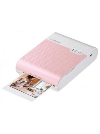 Фотопринтер Canon SELPHY Square QX10 (Pink) (4109C009)