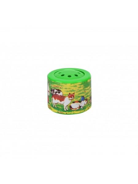 Музичний інструмент goki Звуки тварин Кіт EL009G-5