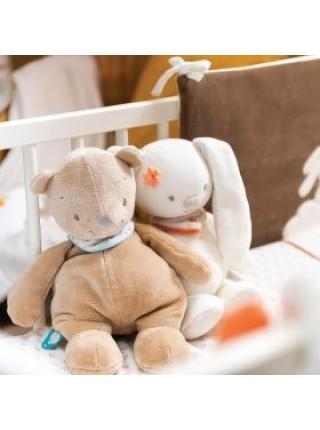 Міа і Базиль - Іграшка Базиль ведмедик