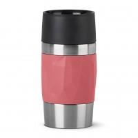 Термокухоль Tefal Compact mug 0,3л червоний