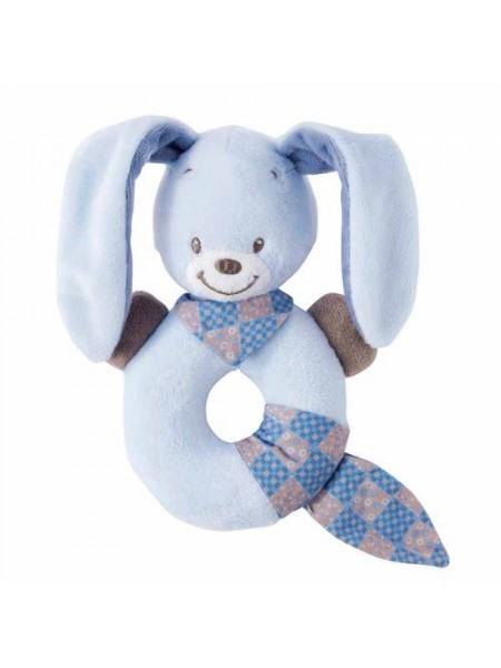 Nattou Брязкальце-кільце кролик Бібу 321167