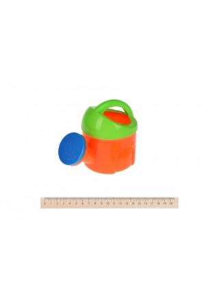 Набір для гри з піском Same Toy з Лійкою 4 шт (помаранчевий)HY-1513WUt-2