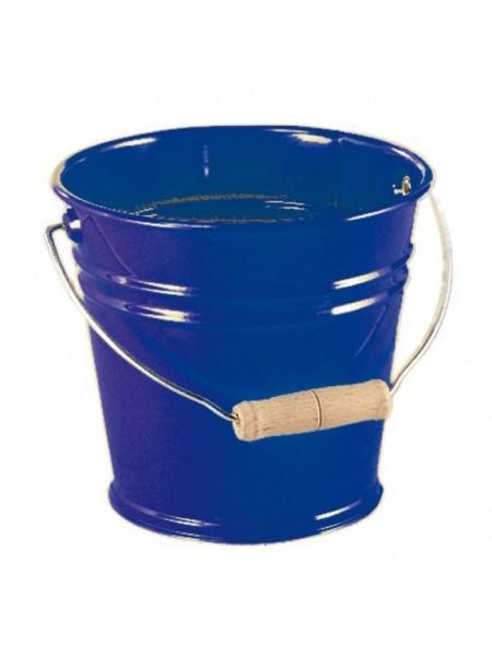 Відро металеве nic синє NIC535056