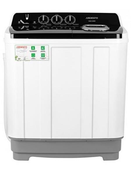 Пральна машина напівавтомат ARDESTO WMH-B80DPM, 8кг, 1350, 45.5см, Білий