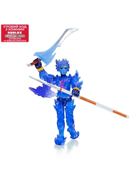 Ігрова колекційна фігурка Jazwares Roblox Imagination Figure Pack Crystello the Crystal God W7