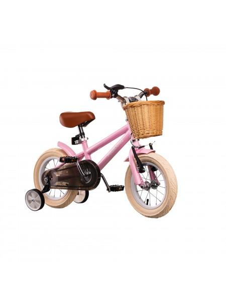Дитячий велосипед Miqilong RM Розовый 12` ATW-RM12-PINK
