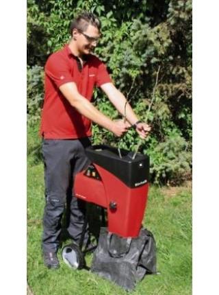 Подрібнювач садовий Einhell GC-RS 2540 , 2500 Вт, диам. 40 мм, ножевий вал, низькошумний (3430620)