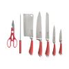 Кухонні ножі та колоди