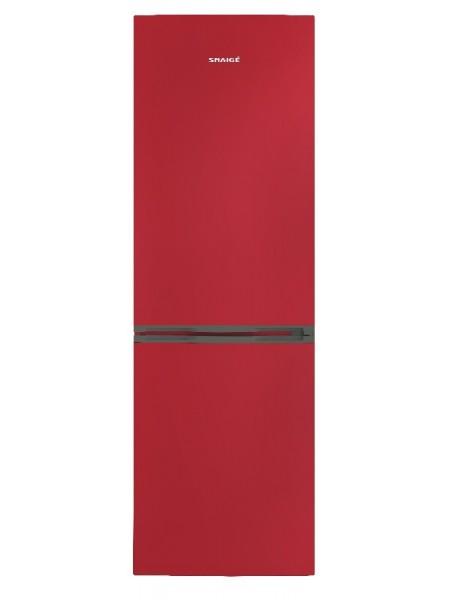 Холодильник з нижн. мороз. камерою SNAIGE RF56SM-S5RP210, 185х65х60см, 2 дв., 214л(88л), A+, ST