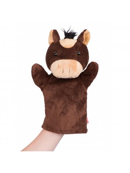 Лялька-рукавичка goki Віслюк 51803G-1