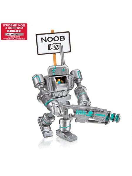 Ігрова колекційна фігурка Jazwares Roblox Imagination Figure Pack Noob Attack - Mech Mobility W7
