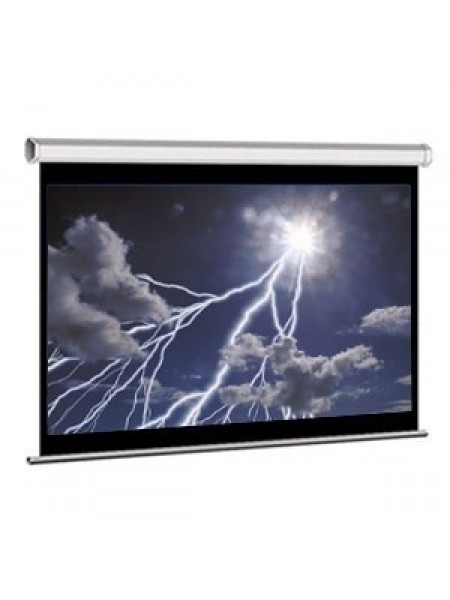 """Екран моторизований настінний 150"""" Elit Screens VMAX150XWH2"""